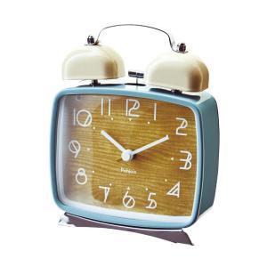 INTERFORM インターフォルム 置時計 Lund ルンド BE ベージュ CL-9709BE (新生活応援 インテリア 置き時計 木製 おしゃれ 北欧 プラスチック)|donguri-tree