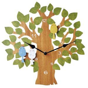 INTERFORM インターフォルム 掛け時計 モチーフクロック Turul トゥルル GN グリーン CL-9891GN (新生活応援 インテリア 掛時計 かけ時計 壁掛け おしゃれ 北欧)|donguri-tree