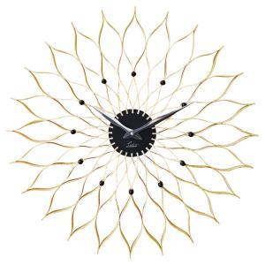 INTERFORM インターフォルム 掛け時計 Leffard ルファール NA ナチュラル CL-9903NA (新生活応援 インテリア 掛時計 かけ時計 壁掛け おしゃれ 北欧)|donguri-tree