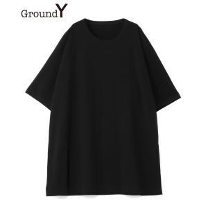 Ground Y グラウンド ワイ メンズ Tシャツ JUMBO SHORT SLEEVE TEE ...
