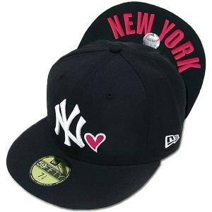ニューエラキャップ 人気 帽子 NEWERA ピンク ハート