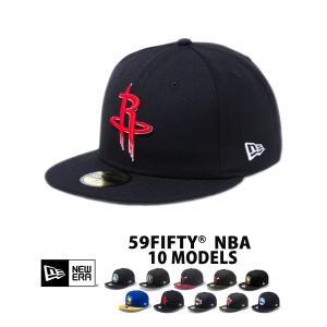 NEW ERA ニューエラ キャップ 59FIFTY NBA 10モデル メンズ 帽子 ロゴ 刺繍 ...