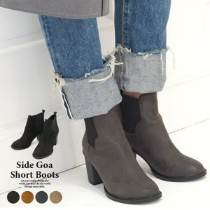 DONOBAN SELECT サイドゴア ショートブーツ side goa short boots