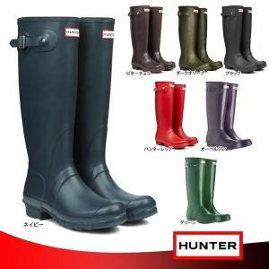 ハンター HUNTER レインブーツ スノーブーツ 長靴 ブーツ レディース ブランド シューズ 靴