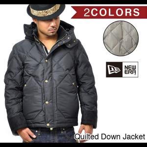cc9f9166d407 ニューエラ メンズダウンジャケットの商品一覧|ファッション 通販 ...