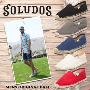 SOLUDOS(ソリュドス ソルドス)  MENS ORIGINAL DALI / 5カラー    ...