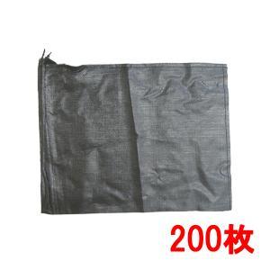 UVブラック土のう国産 200枚入 donoubukuro