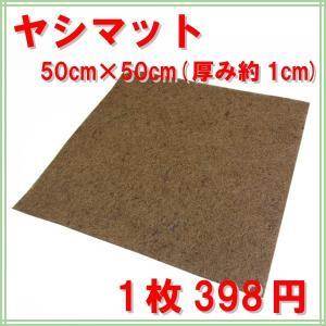 厚手ヤシマット50cm角 |donoubukuro