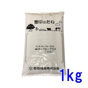 種子ケンタッキーブルーグラス ヌーブループラス1kg 50〜100平米分|donoubukuro