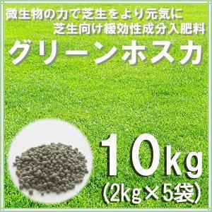 肥料 グリーンホスカ 10kg|donoubukuro