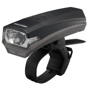 GENTOS(ジェントス) 自転車用 LED ヘッドライト 【明るさ70ルーメン/実用点灯7時間/防滴】 バイクライト XBシリーズ XB-550LD 停電時用 明かり 防災|dora-store
