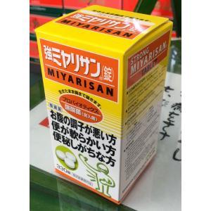 強ミヤリサン330錠【指定医薬部外品】|dorachuu1964