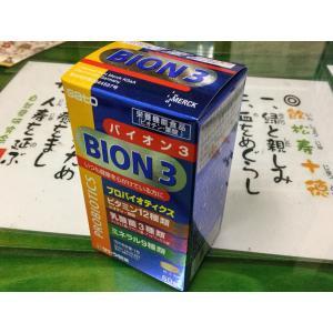バイオン3(BION3)60粒【栄養補助食品】|dorachuu1964