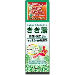 きき湯 マグネシウム炭酸湯360g約12回分|doradora-drug