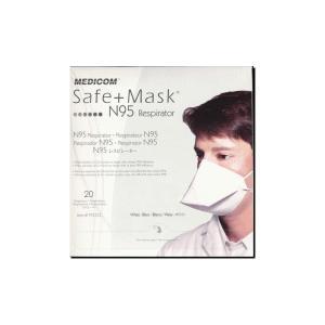 N95マスク20枚入 doradora-drug