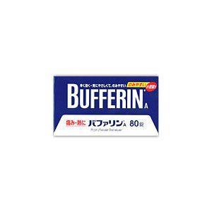 バファリンA80錠【指定第2類医薬品】 doradora-drug