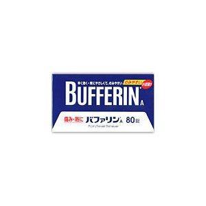 バファリンA 60錠【指定第2類医薬品】 doradora-drug
