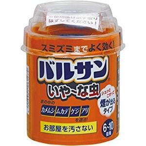 バルサンいや〜な虫 6-10畳用(20g)|doradora-drug
