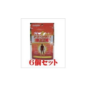 オールインバランスEX30粒×6個|doradora-drug