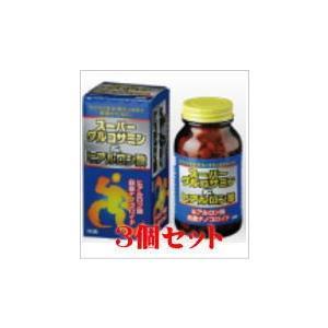 スーパーグルコサミン&ヒアルロン酸360粒×3個|doradora-drug