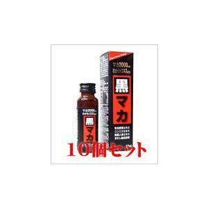 黒マカ 液 50ml×10本|doradora-drug