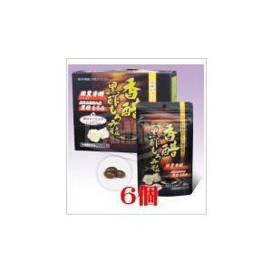サポートイズム香醋・黒酢もろみ粒 60粒×6個|doradora-drug