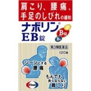 ナボリンEB錠120錠【第3類医薬品】|doradora-drug