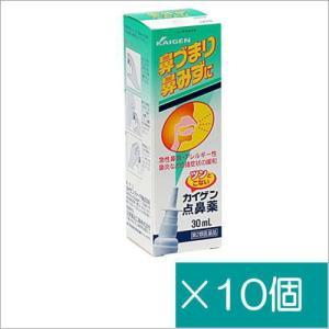 カイゲン点鼻薬30mlお得な10個セット