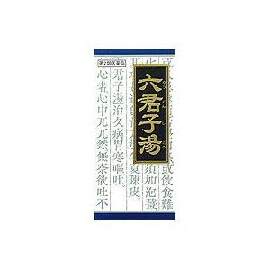 クラシエ 六君子湯(りっくんしとう)エキス顆粒45包【第2類医薬品】 doradora-drug