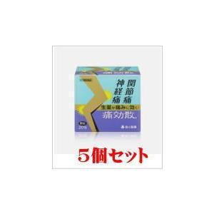 痛効散40包×5個【第2類医薬品】|doradora-drug