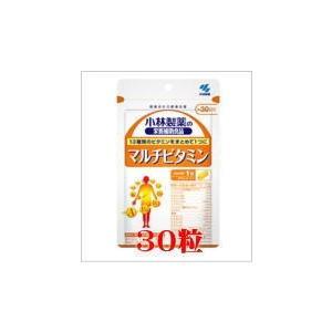 小林製薬の栄養補助食品マルチビタミン 30粒|doradora-drug