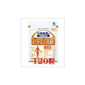 小林製薬の栄養補助食品ビタミンB群120粒|doradora-drug