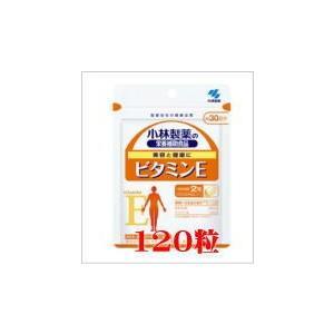 小林製薬の栄養補助食品ビタミンE120粒|doradora-drug