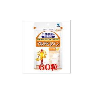 小林製薬の栄養補助食品マルチビタミン 60粒|doradora-drug