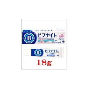 ビフナイトs ニキビ治療薬 18g【第3類医薬品】|doradora-drug