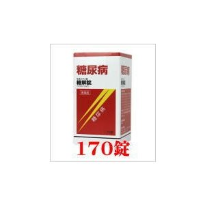 糖解錠170錠【第2類医薬品】|doradora-drug