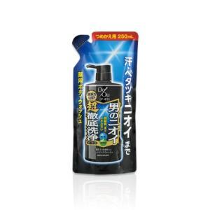 デ・オウ 薬用クレンジングウォッシュ(つめかえ用)250mL|doradora-drug
