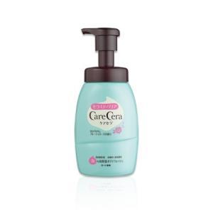 ケアセラ 泡の高保湿ボディウォッシュ フルーティローズの香り450mL|doradora-drug