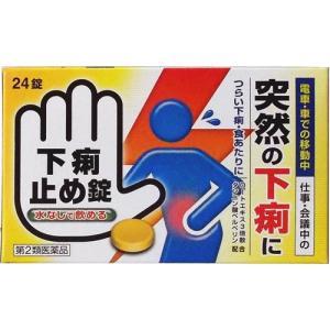 下痢止め錠「クニヒロ」24錠【第2類医薬品】