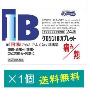 ケロリンIBカプレット 24錠【指定第2類医薬品】 doradora-drug