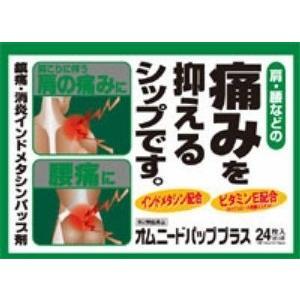 オムニードパッププラス24枚【第2類医薬品】