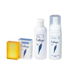 コラージュA脂性肌用石鹸(固形洗顔料)|doradora-drug