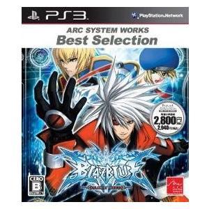 ブレイブルー 『廉価版』 PS3 ソフト BLJM-60213 / 中古 ゲーム|dorama2
