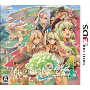 ■タイトル:ルーンファクトリー4 ■ヨミ:ルーンファクトリー4 ■機種:3DS ■ジャンル:シミュレ...