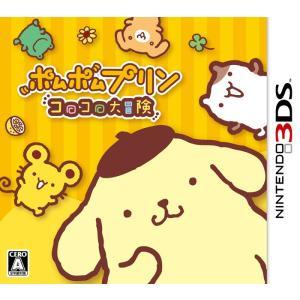 ポムポムプリン コロコロ大冒険 3DS / 中古 ゲーム dorama2