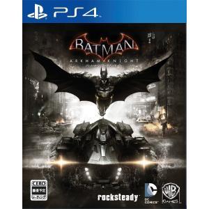 バットマン アーカムナイト PS4 / 中古 ゲーム