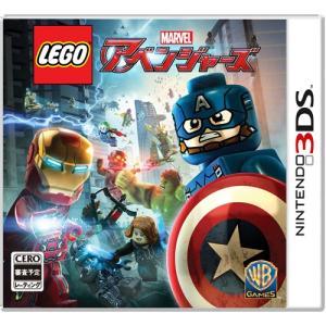 LEGO マーベル アベンジャーズ 3DS / 中古 ゲーム dorama2