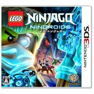 LEGO ニンジャゴー ニンドロイド 3DS / 中古 ゲーム|dorama2