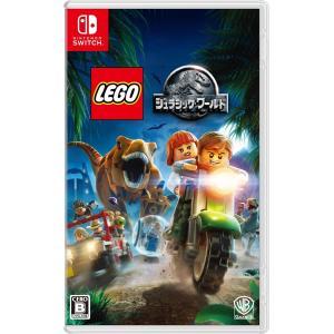 LEGO ジュラシック・ワールド Nintendo Switch / 中古 ゲーム
