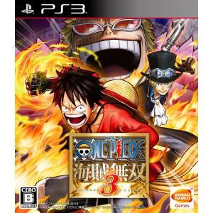 ワンピース 海賊無双3 PS3 ソフト BLJM-61261 / 中古 ゲーム|dorama2
